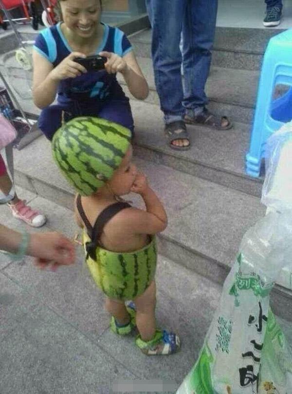 Смешные костюмы своими руками для детей фото
